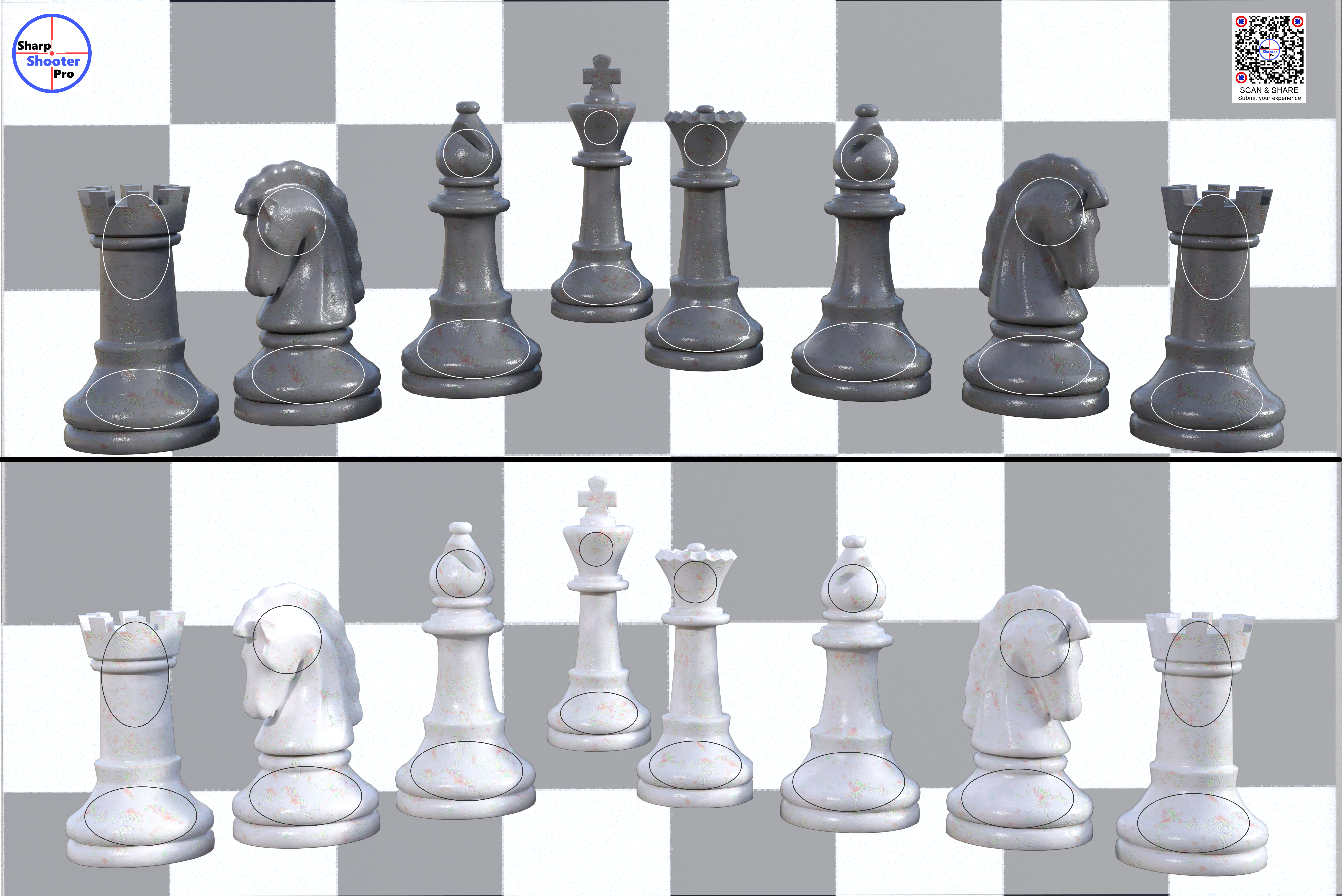 Chess game target