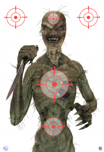 Scary Scarecrow Target